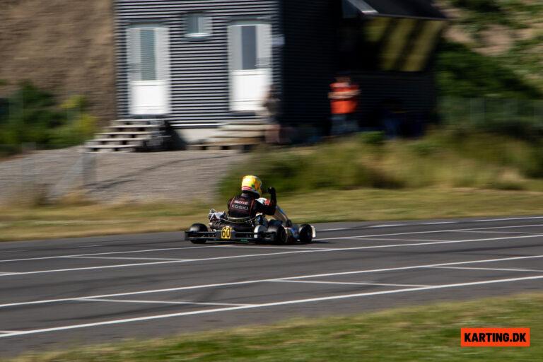 DSK1: Spændende race i OK og OK Junior