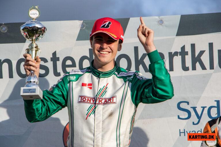Victor Wolfsohn vinder DSK mesterskabet i OK